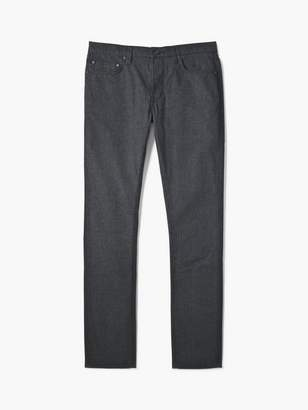John Varvatos Striped Wight Fit Jean