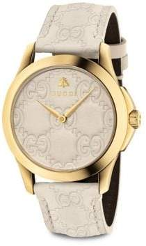 G-Timeless Signature Watch