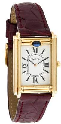 DeLaneau Golden Dream Watch