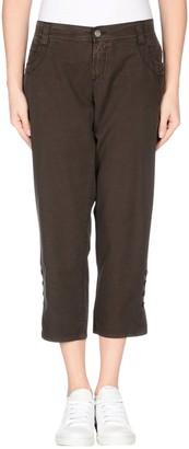 Galliano 3/4-length shorts