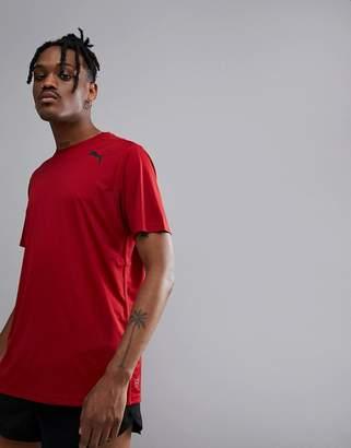 Puma Essential T-Shirt In Red 51518522