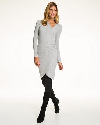 Le Château Cut   Sew Faux Wrap Dress bea679e23