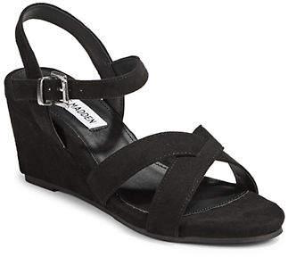 Steve Madden Open Toe Wedge Sandals