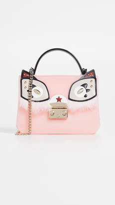 Furla Candy Ginger Meringa Mini Crossbody