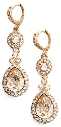 Women's Givenchy Wingate Drop Earrings $48 thestylecure.com