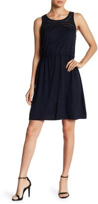 Joe Fresh Lace Yoke Dress