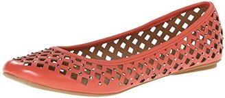 Kenneth Cole REACTION Women's Slip Gloss 2 Ballet Flat $69 thestylecure.com