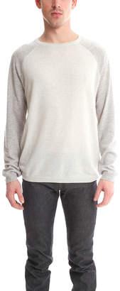 Blue & Cream Blue&Cream Cashmere Raglan Sweater