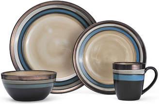 Pfaltzgraff Gourmet Basics by Mikasa Spector 16-pc. Dinnerware Set