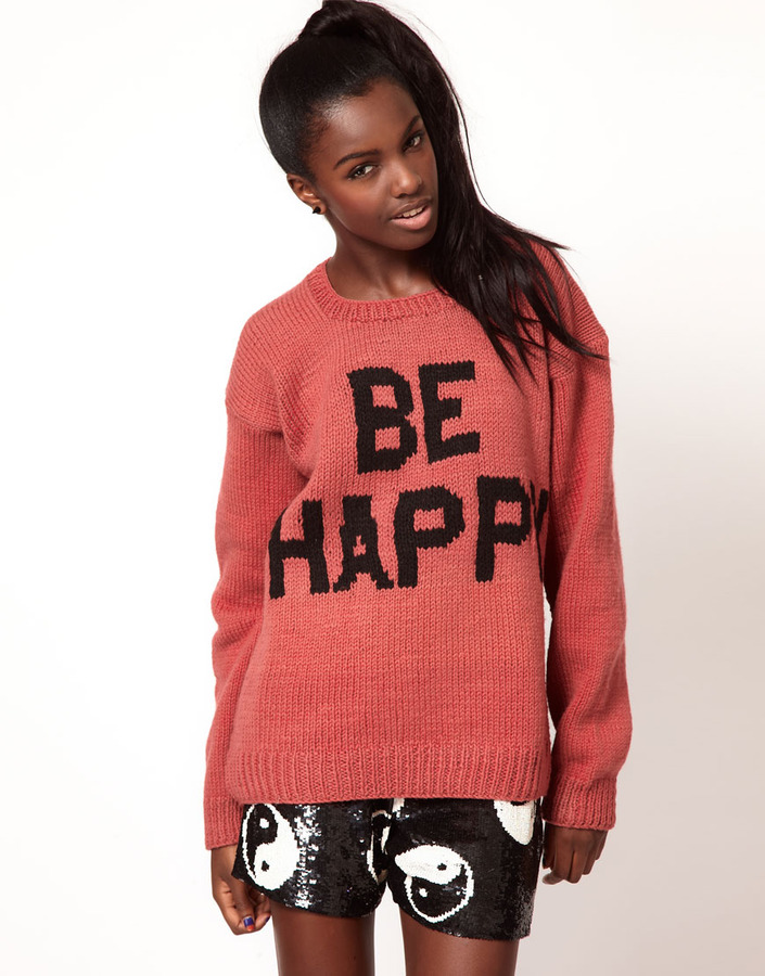 Ashish Be Happy Jumper