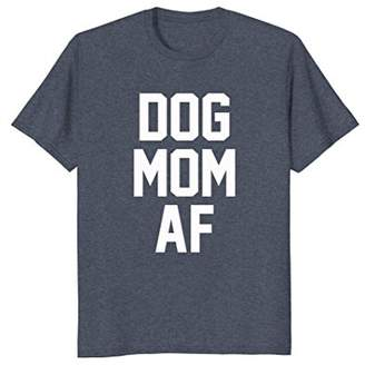 Abercrombie & Fitch Dog Mom T-Shirt for Moms of Dogs
