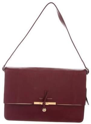 Celine Clasp Shoulder Bag