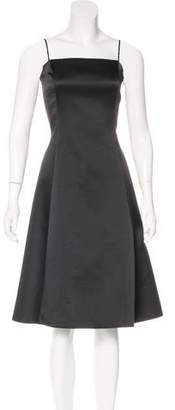 ABS by Allen Schwartz Sleeveless Cocktail Dress