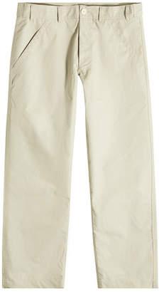 Comme des Garcons Ribbed Cotton Pants