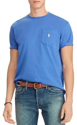 Polo Ralph Lauren Polo Crewneck Classic Fit Tee