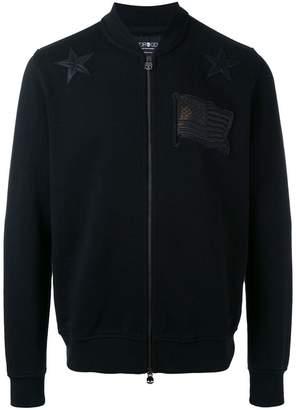 Hydrogen long sleeve jacket