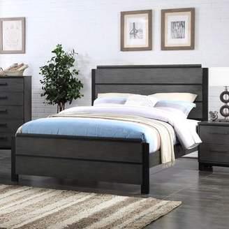 B.ella Raya Queen Paneled Bed