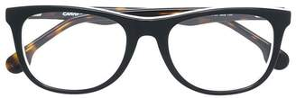 Carrera oval shaped glasses