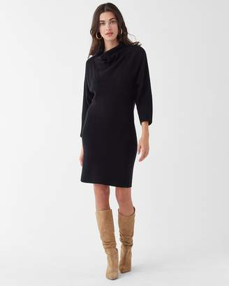 Splendid Daphne Cowl Neck Sweater Dress