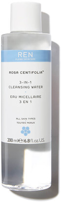 REN Rosa CentifoliaTM 3-In-1 Cleansing Water