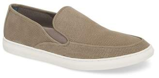 1901 'Venice' Perforated Suede Slip-On (Men)
