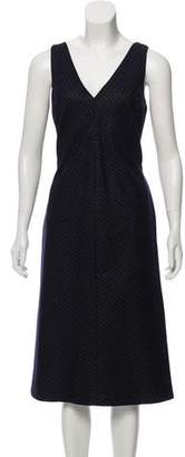 Agnona Wool Midi Dress w/ Tags