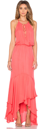Parker Francesca Maxi Dress $298 thestylecure.com