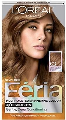 L'Oreal Feria Permanent Hair Color