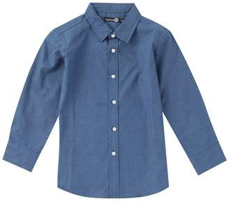 boohoo Boys Soft Touch Long Sleeve Shirt