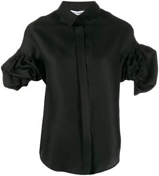 Dice Kayek balloon-sleeve blouse