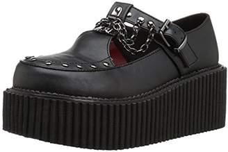 Demonia Women's CREEPER-215 Sneaker