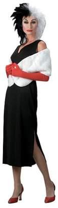 Disney Disguise Adult 101 Dalmatians Cruella De Vil Costume