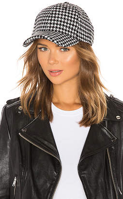 Michael Stars Cozy Patterned Hat