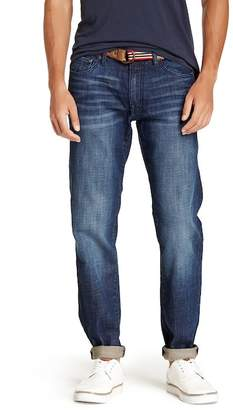 "Lucky Brand 221 Original Straight Leg Jeans - 30-36"" Inseam"