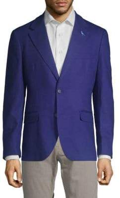Tailorbyrd Darnell Textured Linen & Cotton Sportcoat