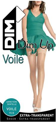 Dim Up Voile Stay Ups