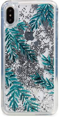 Kate Spade holly glitter iPhone X/Xs/Xs Max & XR case