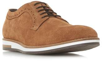 Bertie - Tan 'Baker Boi' Stacked Wedge Sole American Gibson Shoes