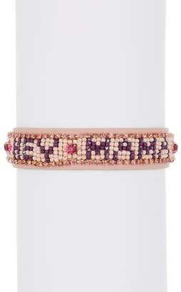 Rebecca Minkoff Beaded Friendship Bracelet
