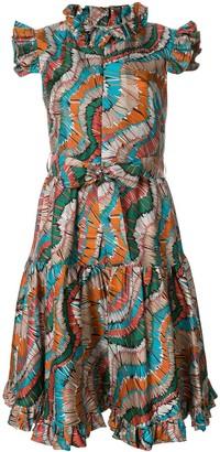 La DoubleJ Zip & Sassy Fiammiferi dress