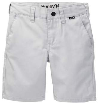 Hurley One & Only Print Twill Shorts (Toddler Boys)