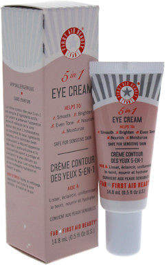 First Aid Beauty Women Skincare 5-in-1 Age Delay Eye Cream 14.75 ml Skincare