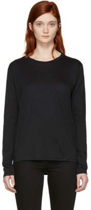 Won Hundred Black Long Sleeve Emina T-Shirt