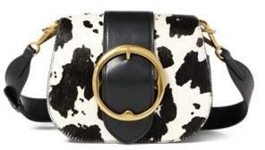 Ralph Lauren Haircalf Lennox Bag Black Mu One Size