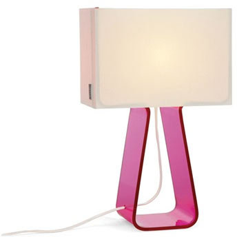 Pablo Tube Top Table Lamp Colors