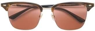 Gucci Clubmaster style sunglasses