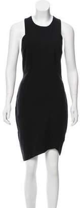 Helmut Lang Knee-Length Shift Dress
