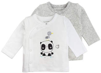 M·A·C MAC AND MOON Mac And Moon 2 Pack Long Sleeve Kimono - Baby Unisex