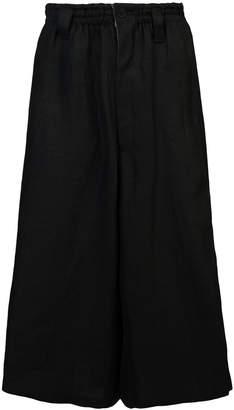 Yohji Yamamoto wide-leg trousers