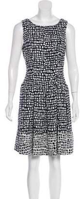 Lauren Ralph Lauren Printed Sleeveless Dress